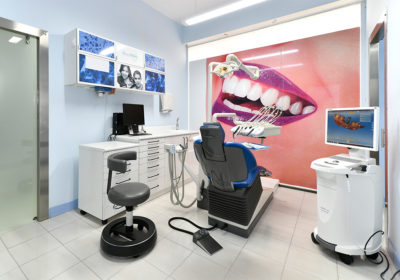 clínica dental en Sant Joan Despí